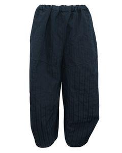 Oversized Navy Blue Pants