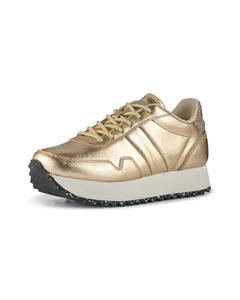 Sneakers Nora III Plateau Metallic Leather