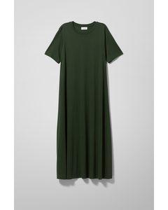 Samira Dress Dark Green