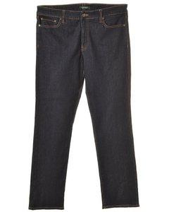 1990s Ralph Lauren Straight Fit Jeans