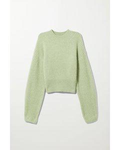 The Jessa Sweater Pale Green