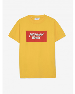 Jacey Highway Honey S/s T-shirtspectra Yellow