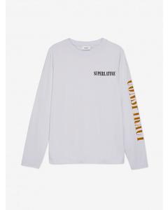 Makai Sc L/s T-shirtlight Lilac