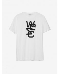 Overlay T-shirt S/s T-shirtwhite