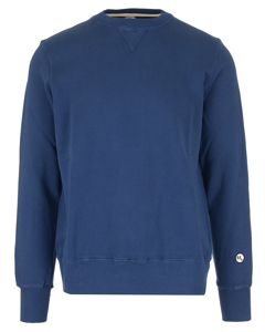 Cotton Sweater Blue