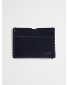Cardholder Small Leather  Black