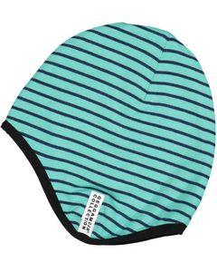 Helmet Hat Greenturq/marine