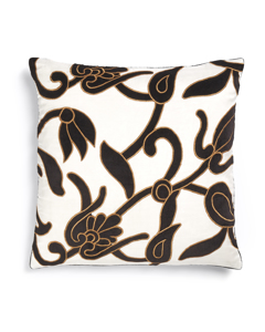Formentor Cushion Cover Brown 45x45cm
