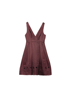Liv Mini Dress Rose