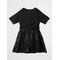 Siona Dress Black Sequins