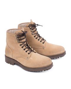 Slacker W Suede Shoes Camel