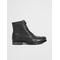Meadows Leather Shoe Black