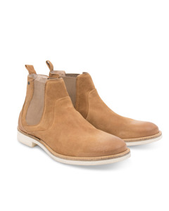 Shinner Suede Shoe Whiskey