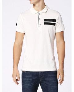 T-snow Polo Shirt Vapourous Gray