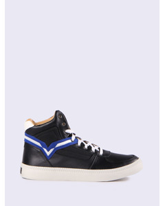 V Is For Diesel S-spaark Mid - Black/surf  Blue/vaporous Gray