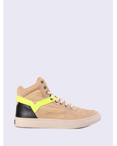 V Is For Diesel S-spaark Mid - Croissant/blazing Yellow/black