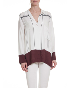By Malene Birger Blouse Angelica Chocolate