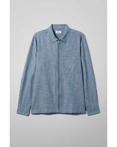Temp Chambray Shirt Blue