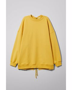 Link Sweatshirt Yellow