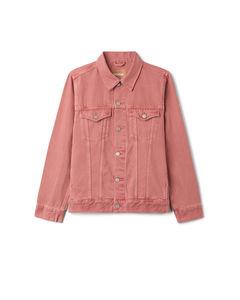 Single Jacket Rose Orange