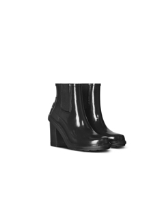 Hunter Ori Ref Highheel Gloss  Black