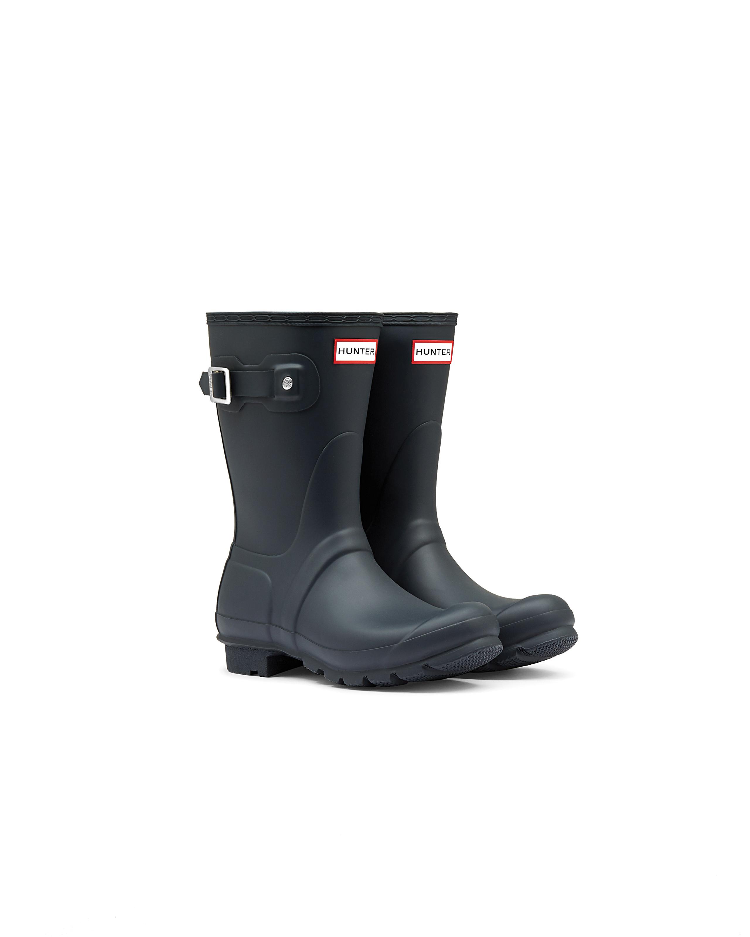 Hunter Boots Original Short (Herr) Hitta bästa pris på
