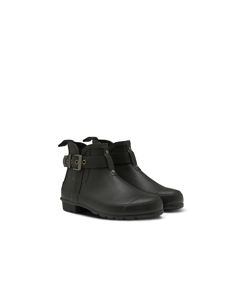 Hunter Orig Mercury Boot Chels Black
