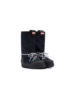 Hunter Orig Snow Boot  Navy/black