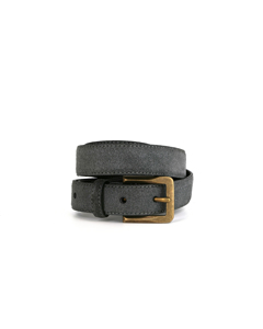 Neat Belt Suede - Anthracite