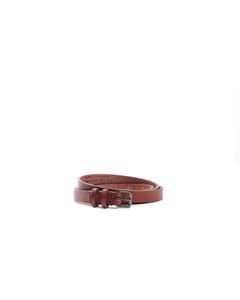 Miniature Belt - Cognac