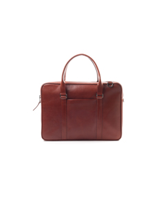 Affinity Laptop Bag Caviar Cognac