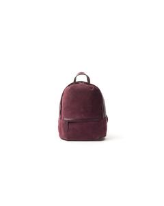 Encore Backpack Petite Suede -  Bordeaux