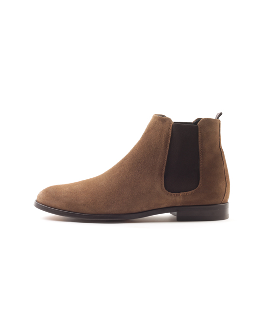 Royal Republiq Cast Chelsea Classic Suede - Biscotto