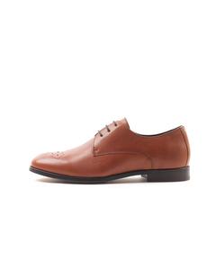 Cast Derby Shoe Classic Brogue - Tan