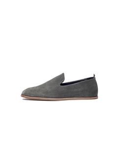 Evo Loafer Suede - Olive