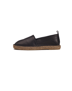 Wayfarer Base Espadrille - Black