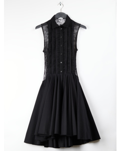 Etta Dress Black