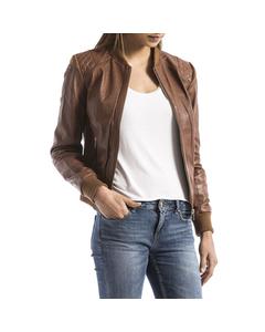 Leather Jacket Alba