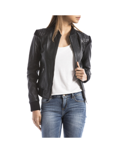 Leather Jacket Alba