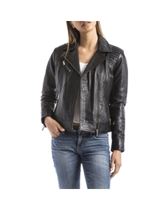 Leather Jacket Andelle