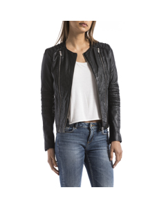 Leather Jacket Bandama