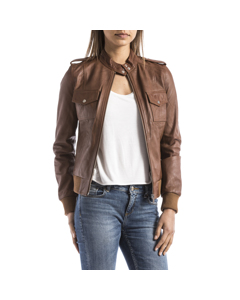 Leather Jacket Belaya
