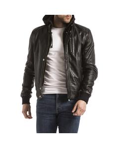 Leather Jacket Bayon
