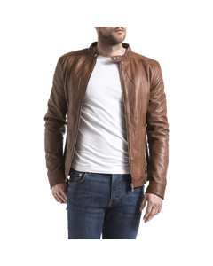 Leather Jacket Corrib
