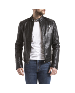 Leather Jacket Ebro
