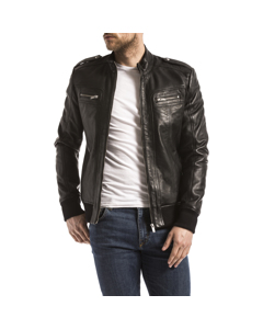 Leather Jacket Tobol