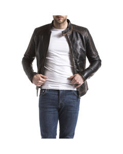 Leather Jacket Vardo