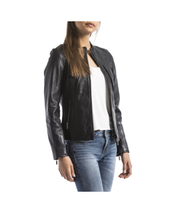 Leather Jacket Varenne