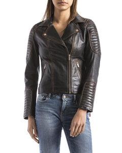 Leather Jacket Volga