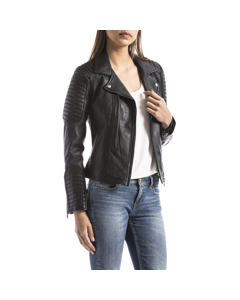Leather Jacket Volga